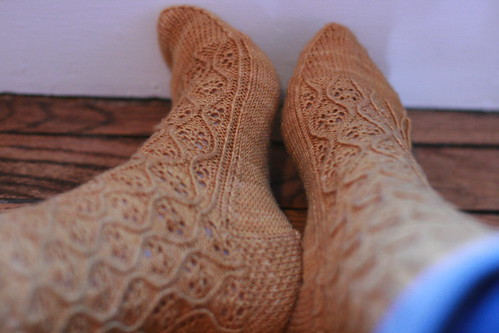 hourglass socks