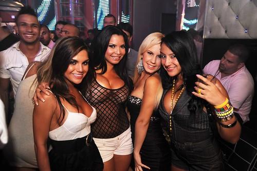 club miami beach Girls