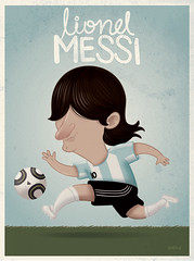 Lio Messi (:raeioul) Tags: argentina 10 www lionel pulga messi raeioul raeioucom