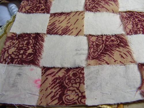 fabric weaving (by gramarye)