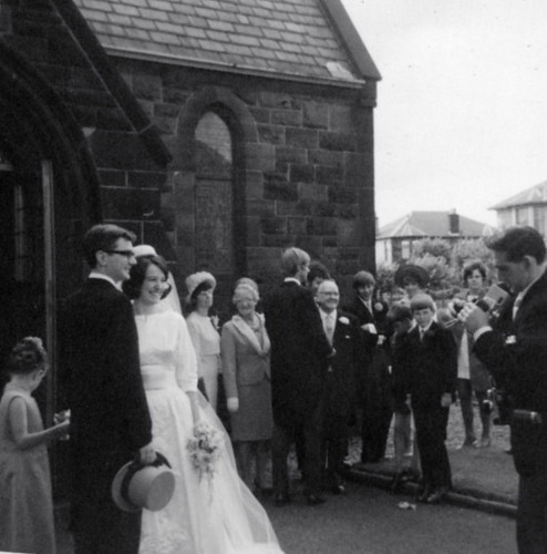 Cardonald Parish Church 1969