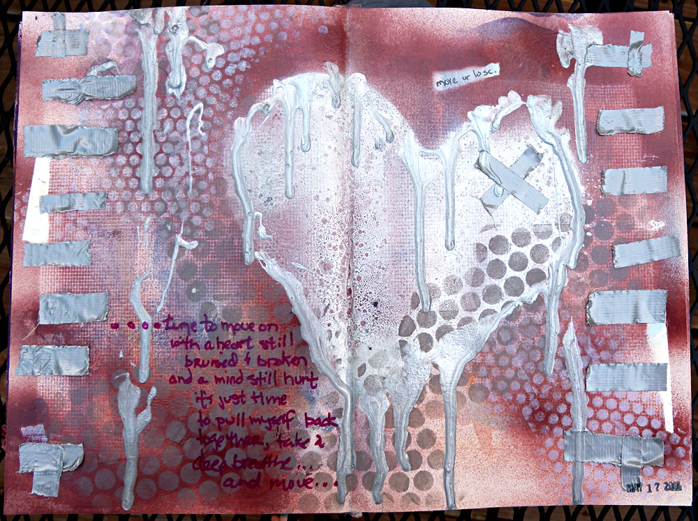 Art Journal - Move