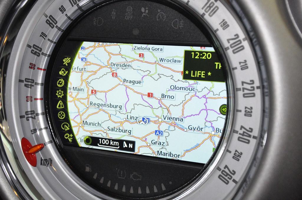 MINI Navigation