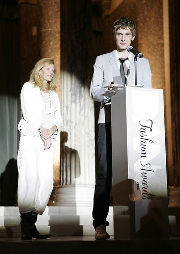 Mathias Lauridsen_Dansk Fashion Awards 2008