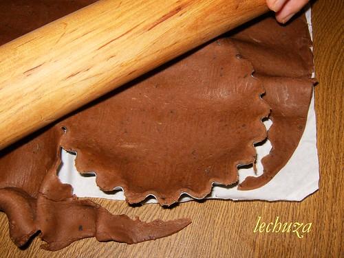 Tartaletas de queso-forrar moldes