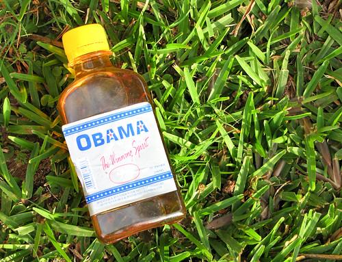 Obama: the winning spirit
