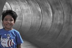 beautiful boy (IngeKhn) Tags: brazil portrait people beauty smile brasil eyes pessoas nikon retrato gorgeous streetportrait unknown brazilian brasileiro brasilia brasileira desconhecidos d5000 nikond5000