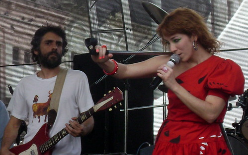 Karina Buhr - 16/05/10