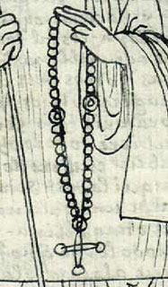 Detail of image 808, from the Book of Guaman Poma