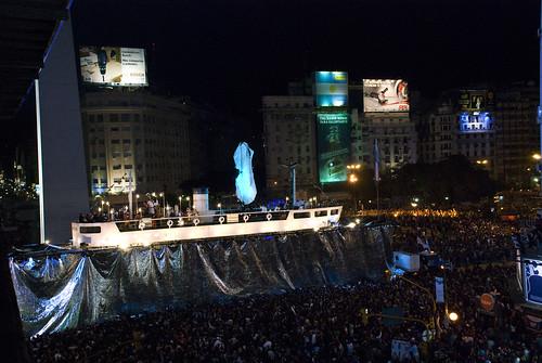 Fuerza Bruta - Bicentenario Argentino (2)