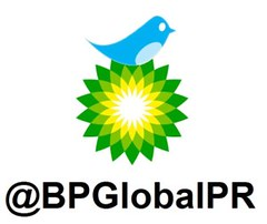 BP Twitter Spill Spoof