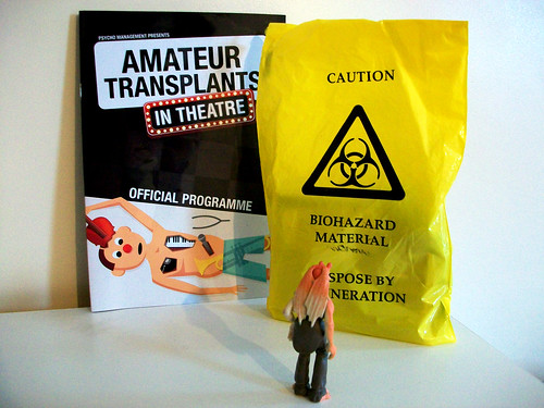 Biohazard?! by nickstone333 on Flickr