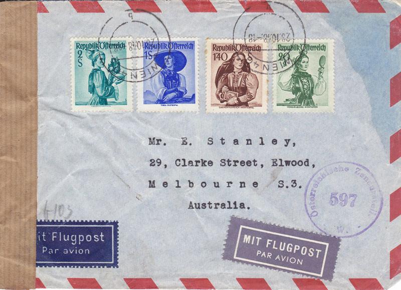 Zensurierte Bedarfspost nach Australien 4649271200_02b1f230d6_b