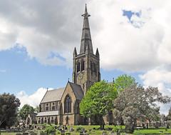 Holy Trinity, Ossett 1 (Tim Green aka atoach) Tags: church spire wakefield holytrinity ossett