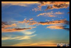 """""""When life is hard you have to change"""" (Erdpr) Tags: sunset pordosol sky clouds canon landscape eos dream paisagem nuvens change dslr ceu sonhos blindmelon erdpr"""