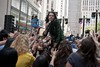 "Aldous (RUSSELL BRAND) performs to an ecstatic crowd in ""Get Him to the Greek"""