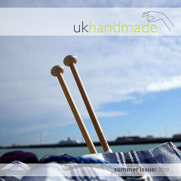 The new Summer edition of the UK Handmade magazine out today!