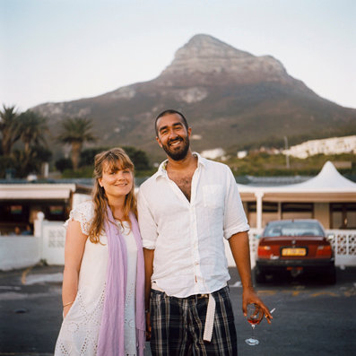 Emma & Ricky Cape Town