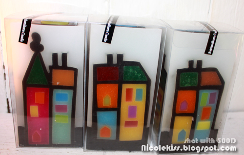 house candles