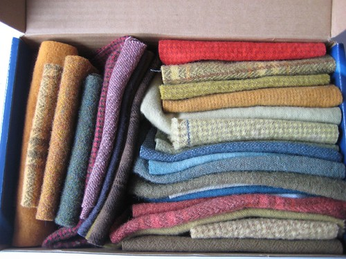 treasure chest of wool