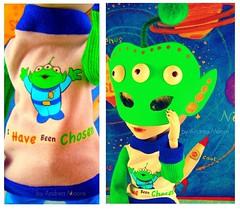 Teddy the Alien (Sock Hop Adoption Shop) Tags: boy green doll toystory nosferatu alien outerspace posable junplanning taeyang toystory3 grooveinc taeyangnosferatu