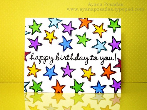 One Layer HA Birthday Stars (1)