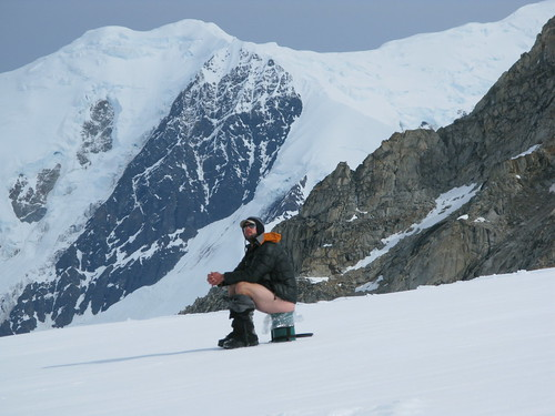 Guiding on Mt. McKinley