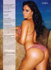 Sagia Castaneda 2010 Smooth Girl Latina