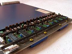 Core memory -- Electronics