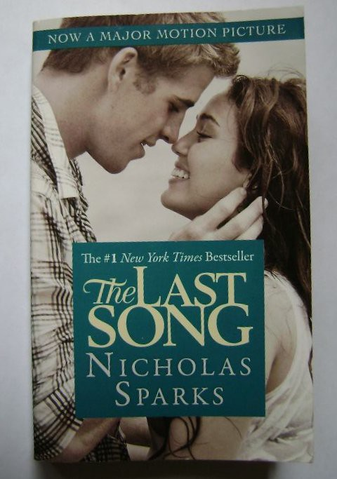 The Last Song book