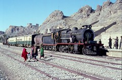 Carry-on up the Khyber (catchpoints412) Tags: pakistan steam railways hgs khyberpass landikotal