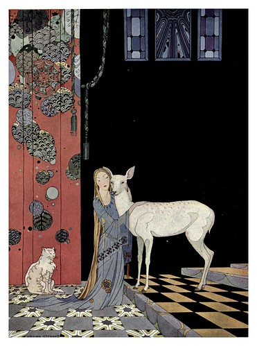 011-Blondine-Old French Fairy Tales (1920)- Virginia Frances Sterrett