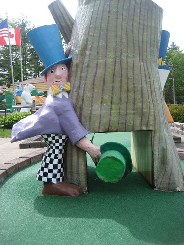 Goony Golf Mad Hatter