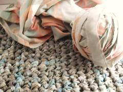 Rag rug #2