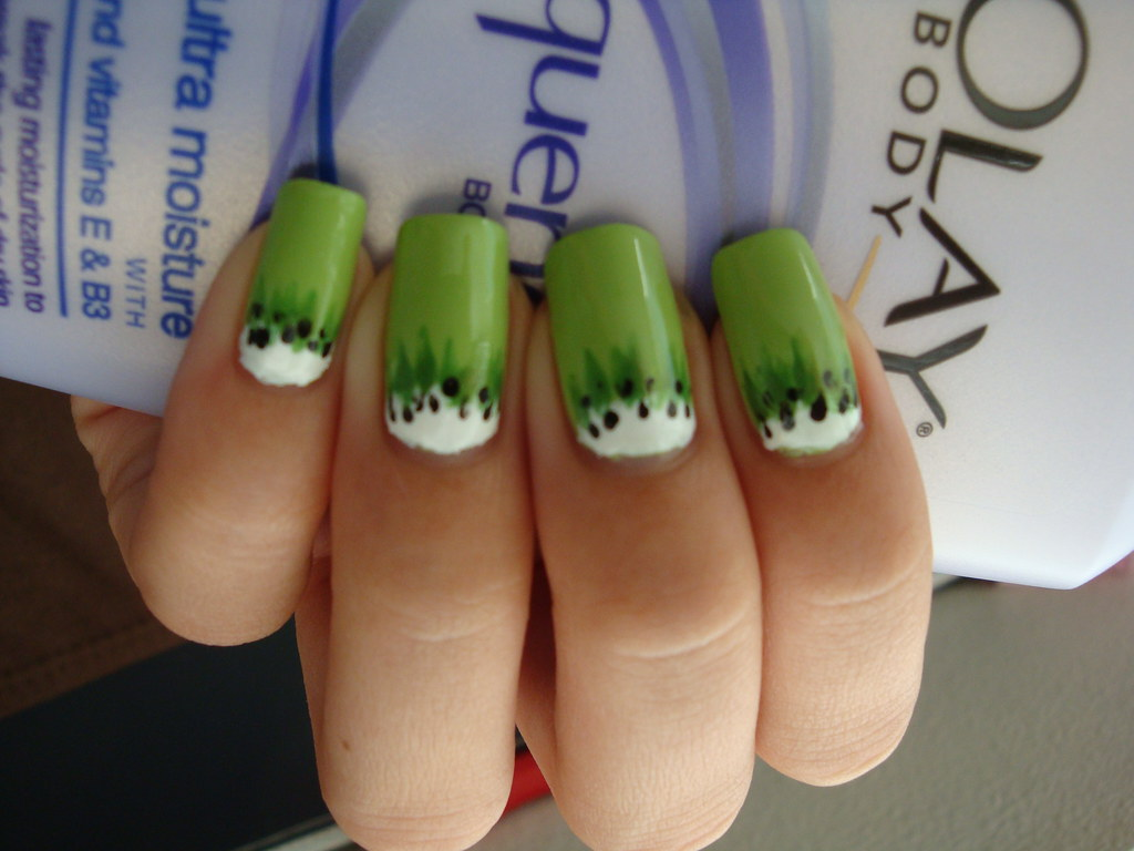 Kiwi Nails!