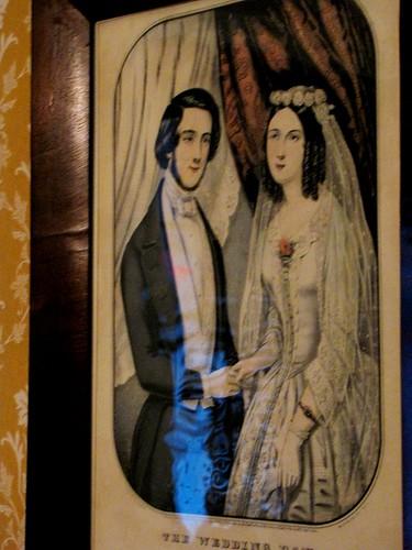 Lincoln wedding portrait