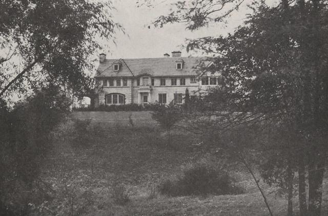 1930 Cambridge Boulevard Home of King Thompson 1918 by UA Archives  Upper Arlington History