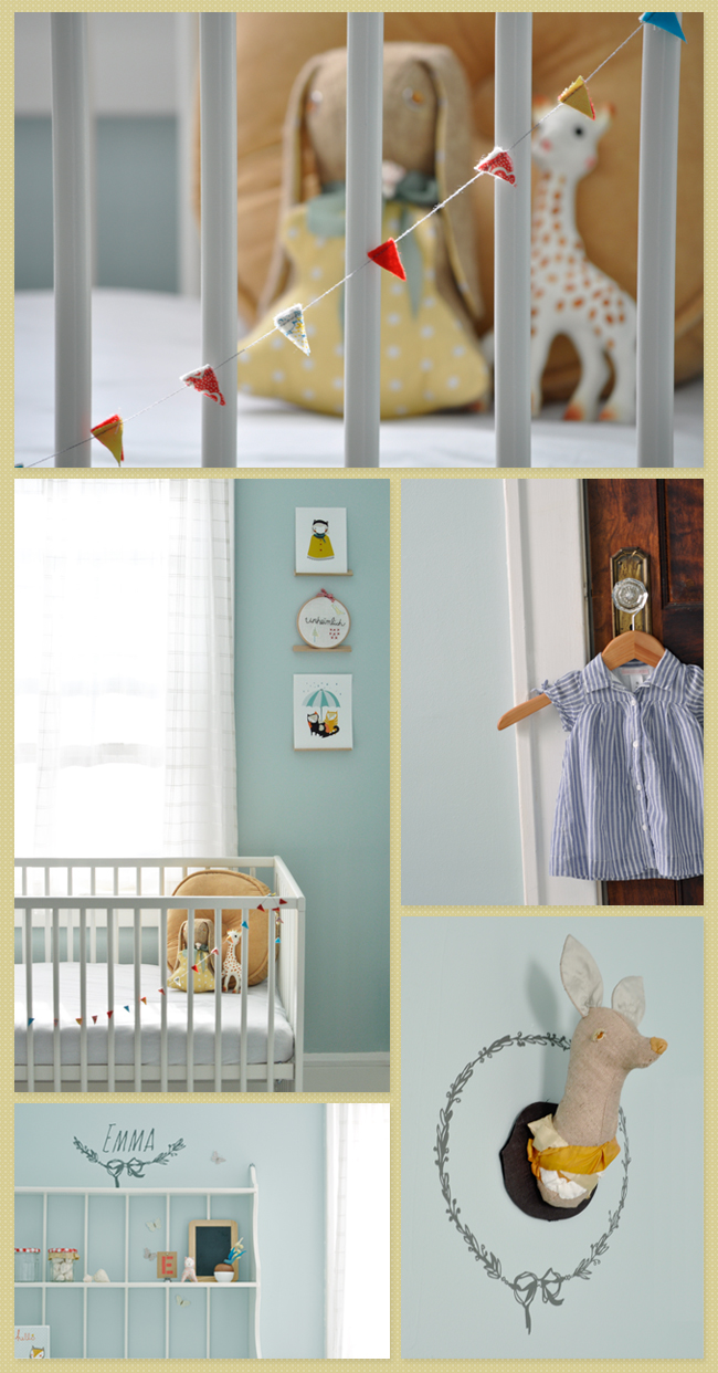 Nursery Sneak Peek