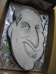 Mike Arrington Cake