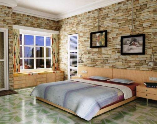 Voorbeelden Behangpapier Slaapkamer : we het hadden over slaapkamers ...