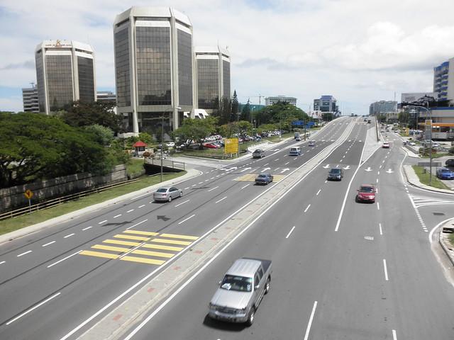 Kota Kinabalu Road Network