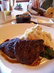 Filet Mignon / Yachtman's Steakhouse