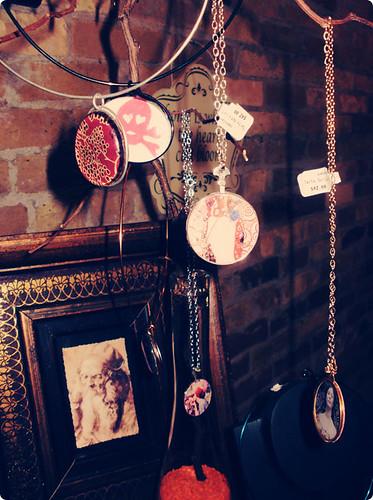 necklace-tree