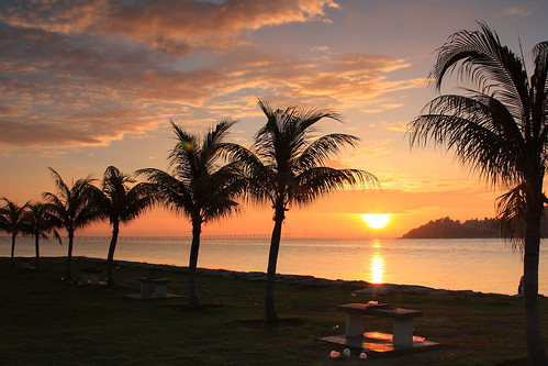Invitation to watch sunrise - Penang