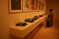 Typewriters @ MOMA