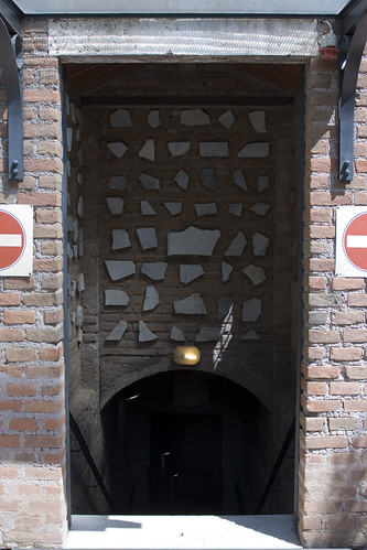 Catacombs Exit