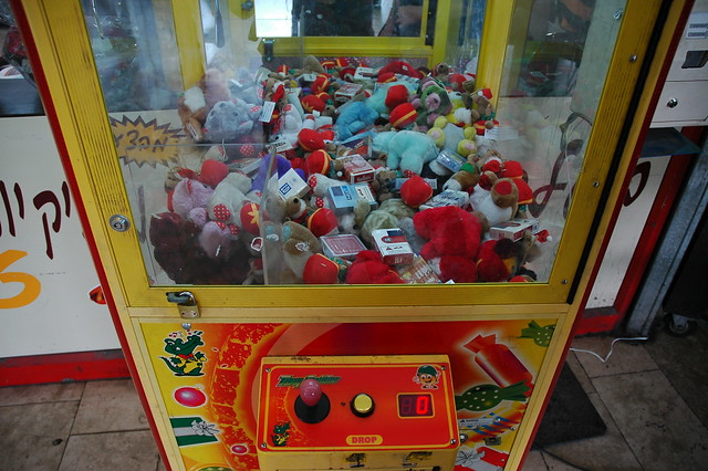 how much does a claw machine cost