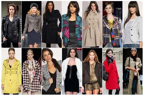 casacos de inverno femininos fotos e modelos