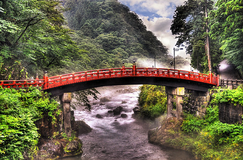 Nikko Wonderland Bridge