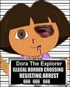 Dora Detained